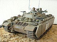 Israeli IDF Puma Heavy Armoured Personnel Carrier