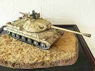 Egyptian JS3 - M Heavy Tank