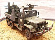US M35A1 Guntruck