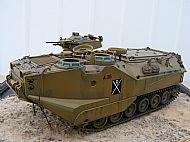 US LVTP-7A1 AMTRAC Amphibious Assault Vehicle