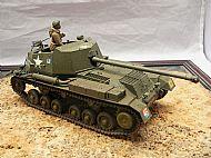 British Archer 17 Pdr Self Propelled Anti-Tank Gun