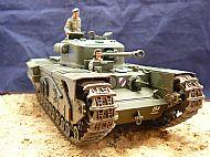 Churchill Mark VII Tank