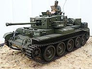 British Cromwell Mark IV Cruiser Tank