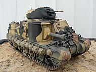 British General Grant Tank
