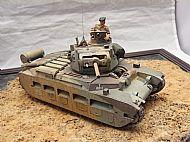 Matilda Mark II Infantry Tank