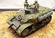 M3A3 Stuart Recce Light Tank