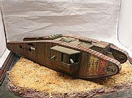 British Mark IV Male Tadpole Tank