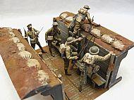 British WW1 Trench Diorama