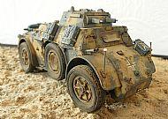Italian Autoblinda 40 (AB40) Armoured Car