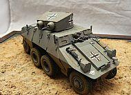 M35 Mittlere Panzerwagen ADGZ-Daimler Heavy Armoured Car