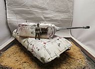 German E-100 Prototype Super Heavy Tank