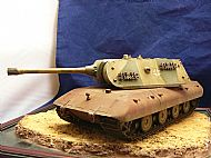 German E-100 Super Heavy Tank