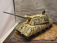 German E-100 8.8 cm Flakzwilling Flakpanzer