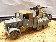 German Einheitsdiesel Truck