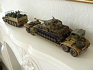 SdKfz 9 Famo Tank Transporter