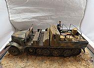 SdKfz 9 Famo 18 Tonne Halftrack