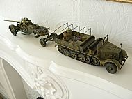 SdKfz 9 Famo and Kanone 18