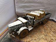 German Faun L900 Tank Transporter Truck