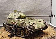 German VK4502 (P) Hintern Tank