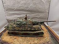 German Jagdtiger Tank Destroyer