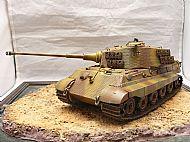 German Kingtiger (Henschel Turret) Heavy Tank