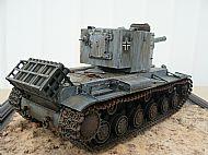 German SturmPanzer Kampfwagen KV-II 754(r) Heavy Tank