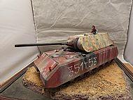 German Pz.Kpfw.VIII Maus Super Heavy Tank