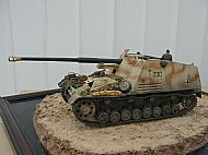 German Nashorn Heavy Tank Destroyer