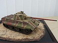 German WW II E-75 Standardpanzer Schmalturm tank