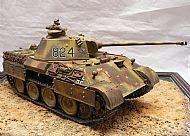 German Panther Ausf D Tank