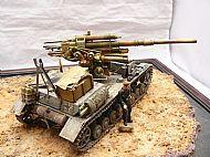 88mm FlaK 36 auf Pz.Kpfw.IV Ausf.H