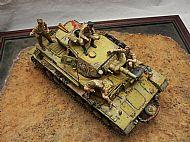 German Panzer IV Ausf E Medium Tank