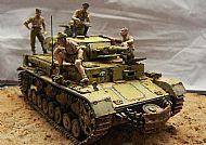 Panzer IV Ausf E Medium Tank