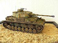 German Panzer IV Ausf J Medium Tank