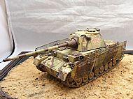 German Panzer IV mit Schmalturm