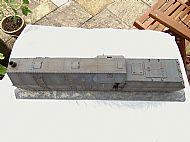 German BR57 Panzerlok Armoured Locomotive
