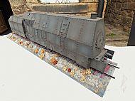 BR57 Panzerlok Armoured Locomotive