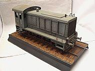 German WR 360 C12 Diesel Locomotive