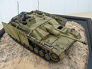 German StuG IV Ausf G Tank Destroyer