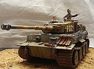 German Tiger Ausf E Heavy Tank