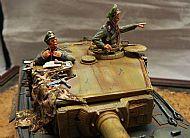 Tiger Ausf E Heavy Tank