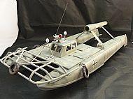 German Tornado Pulse Jet Boat