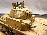 Australian Carro Armato M13/40 Tank