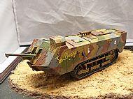 French St. Chamond Heavy Tank