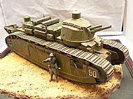 French Char-2c Tank