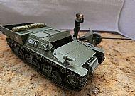 French Lorraine 37L Tractor & 25 mm Anti-Tank Gun