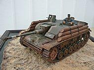 Finnish StuG III Ausf G Tank Destroyer