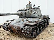 Soviet JS-2 Heavy Tank