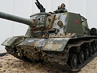 JSU-122 S Tank Destroyer