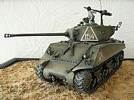 Soviet Lend-Lease Sherman 76 mm